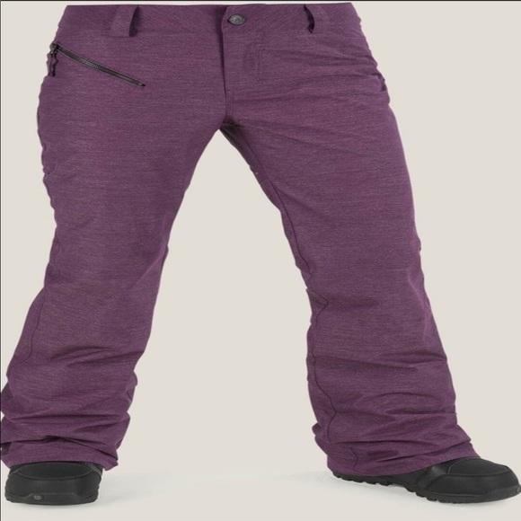 Volcom Other - Volcom snow pants